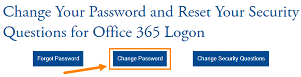 Change Password 365