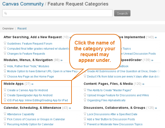 select category your request may fall under