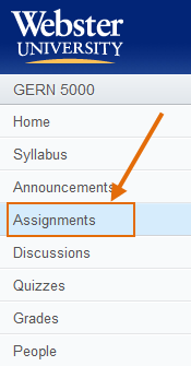 purchase assignment